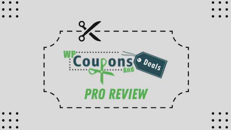 Wp Coupons and Deals Pro Review